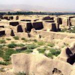Ancient Hegmataneh Hill