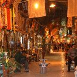 Visiting a Bazaar